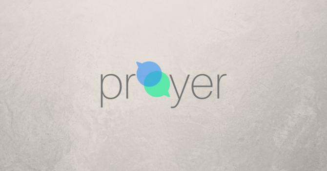 Prayer: Adore