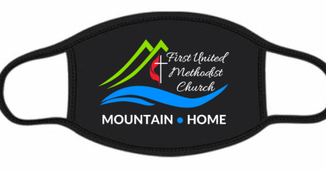 First United Methodist Church Mountain Home Facemasks image