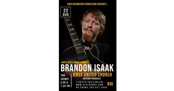 Saturday Night Summer Series: BRANDON ISAAK