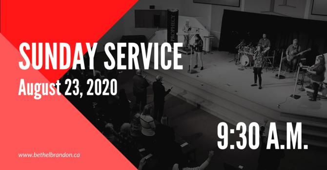 9:30 A.M. Sunday Service