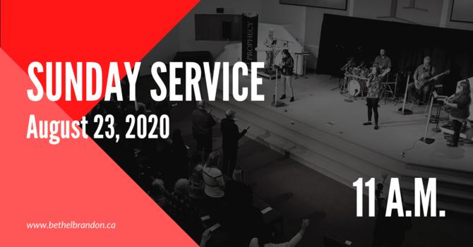 11 A.M. Sunday Service