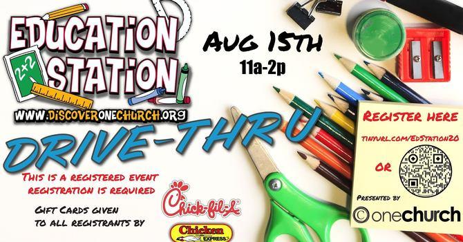 Education Station! image