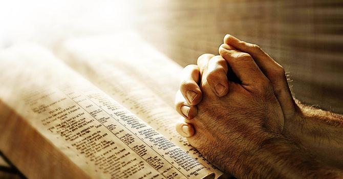 Thursday morning devotional/prayer group