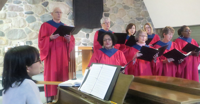 St. Anselm's Weekly Choir Practice