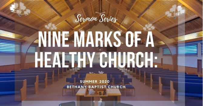 9 Marks of a Healthy Church: A Biblical Understanding of Church Discipleship