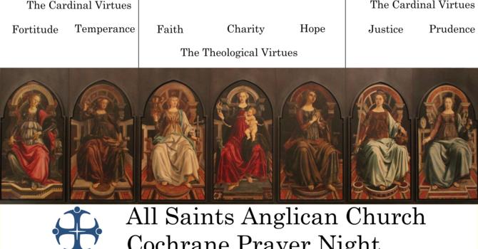 Cochrane Prayer Night August 12