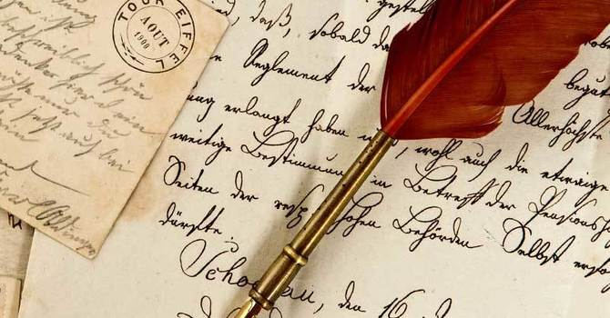 Love Letters to Faith image