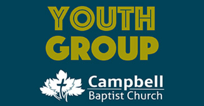 Youth Group (Jr. & Sr. High)