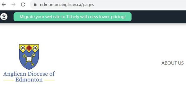 Tithely Migration for Parishes on Ascend Website Platform