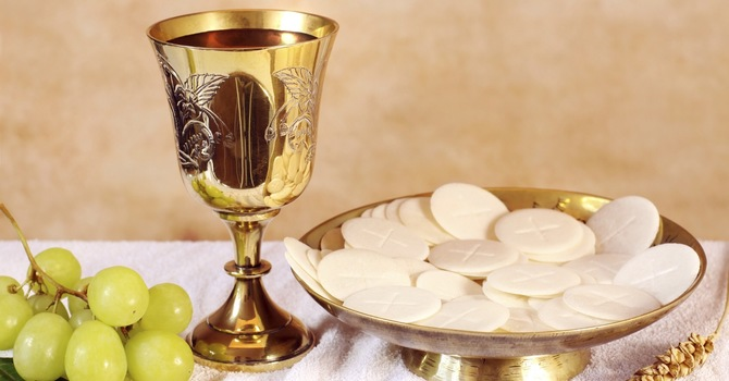 Holy Eucharist/Traditional Spoken Service