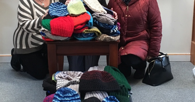 Toques for Seafarers image