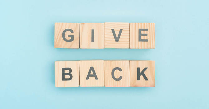Give -- So Others Can Thrive! image
