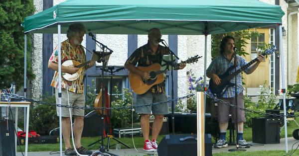 Garden Concert and Vespers