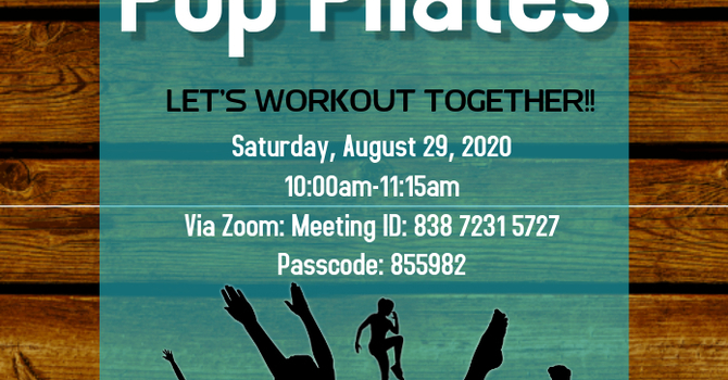 Pop Pilates Workout