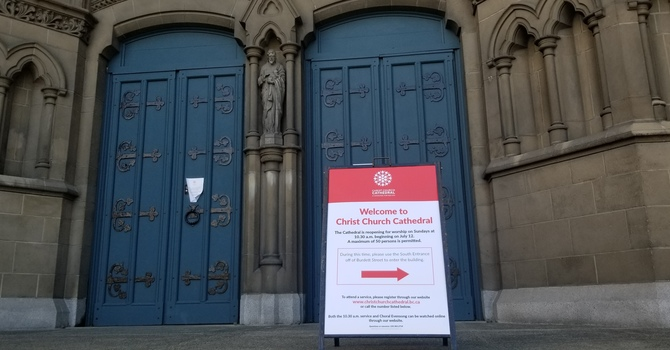 Reserving Seats at the Cathedral image