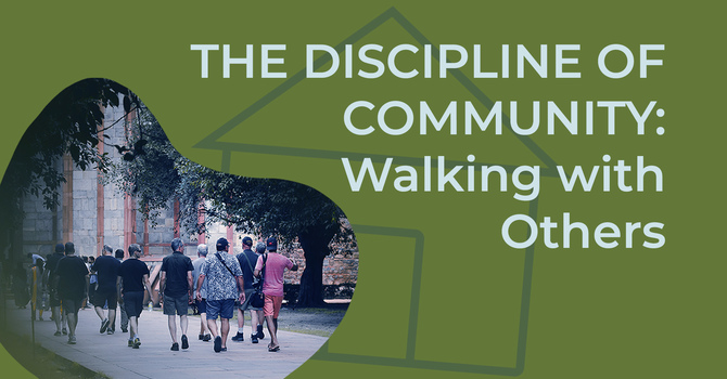 The Discipline of Community