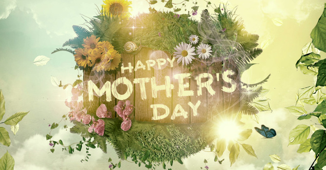 Mother's Day Announcements image
