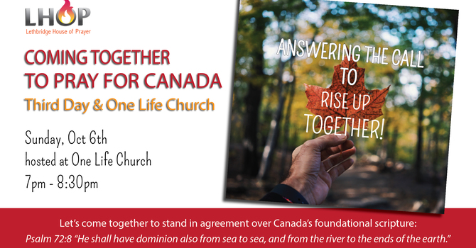 LHOP Prayer For Canada