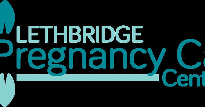 Lethbridge Pregnancy Care Centre Thank You image