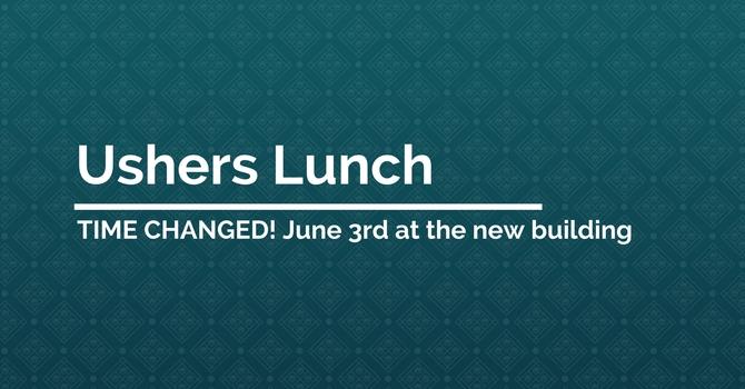 Ushers Lunch image