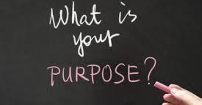 Your Agenda, God's Purpose