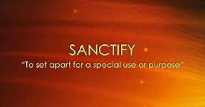 Path of Sanctification