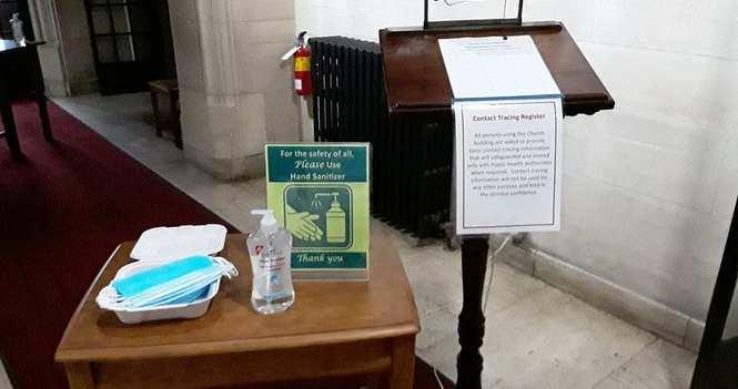 Return To Knox Sanctuary