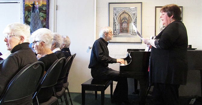 Cathedral director of music dies suddenly image