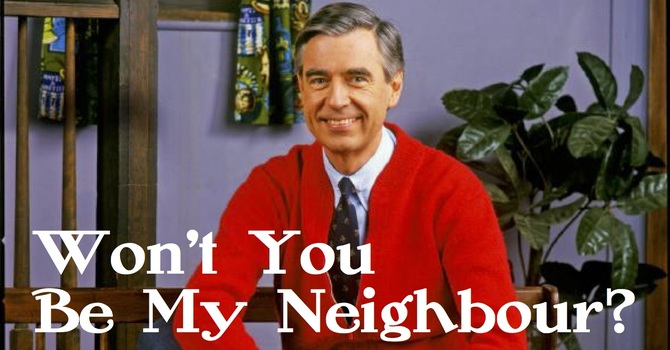 Won't You Be My Neighbour?  image