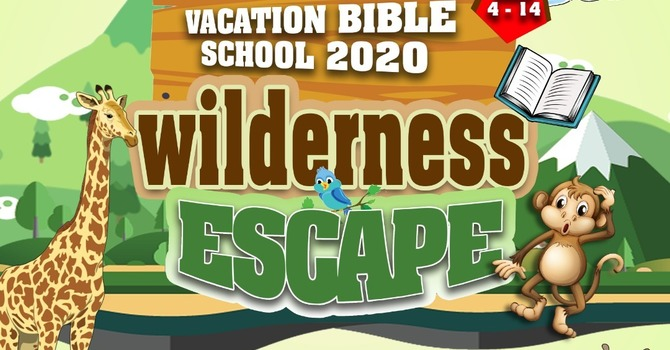 VBS 2020: Wilderness Escape