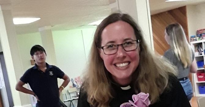 Congregation celebrates ordination image
