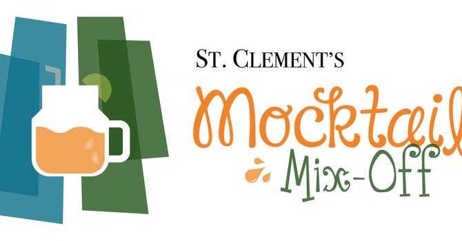 St. Clement's Mocktail Mix-Off image