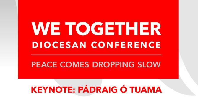 We Together Diocesan Conference - September 27 & 28 image