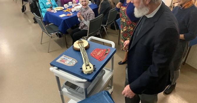 Rev Michael Deck's Good-Bye Luncheon image