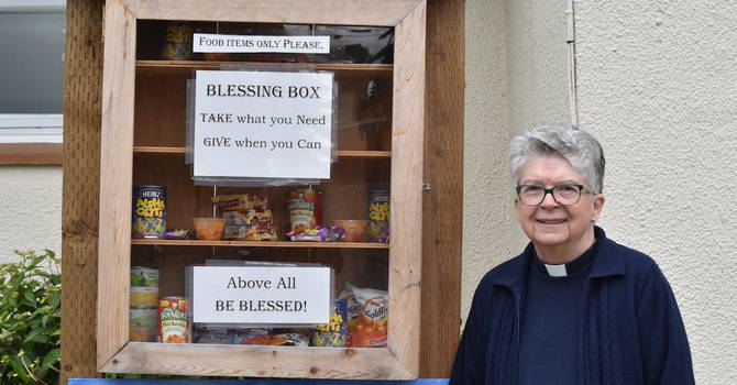 Pantry Service Pays it Forward image
