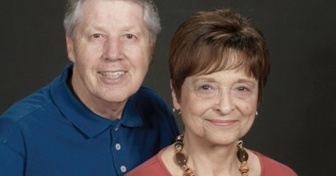 Bob and Marilyn Ehle