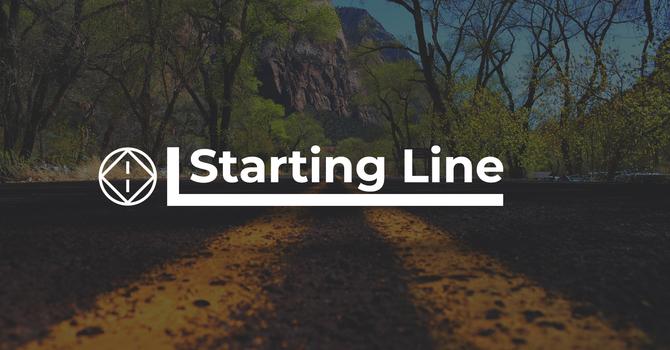 The Starting Line - Sr High