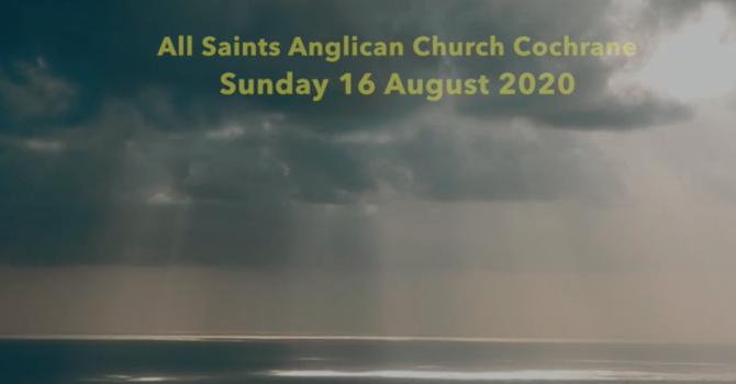 Eucharist Service August 16