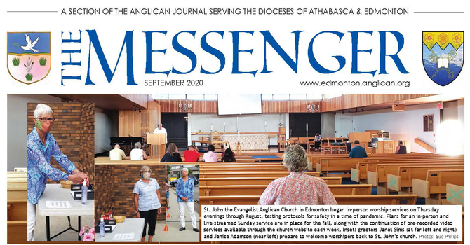The Messenger September 2020