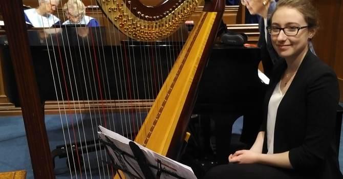 Advent Harpist  - Hayley Farenholtz