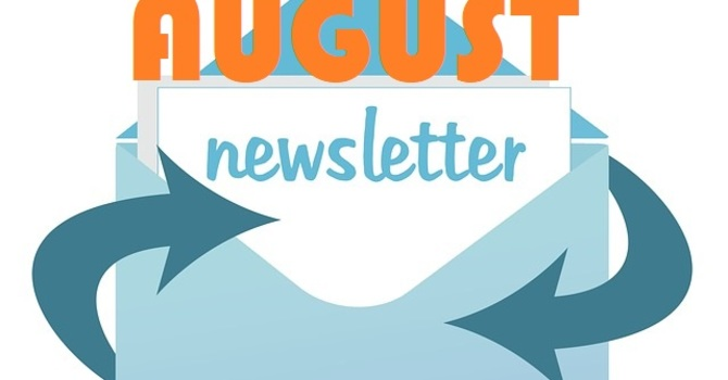August Newsletter image