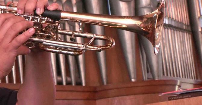 Easter Music - Trumpet & Organ Duo image