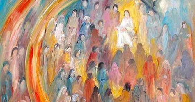 Matthew 5: 1-12 'The Beatitudes' image
