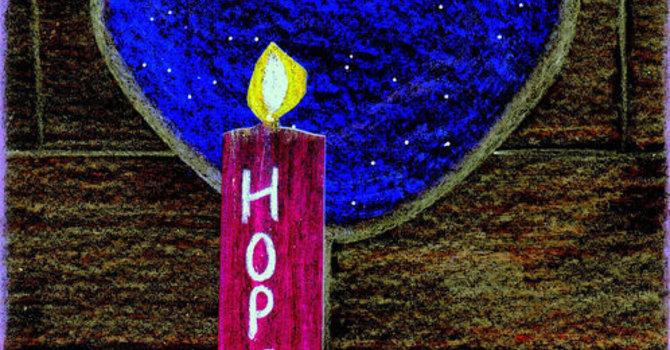 Advent 1 ~ HOPE image