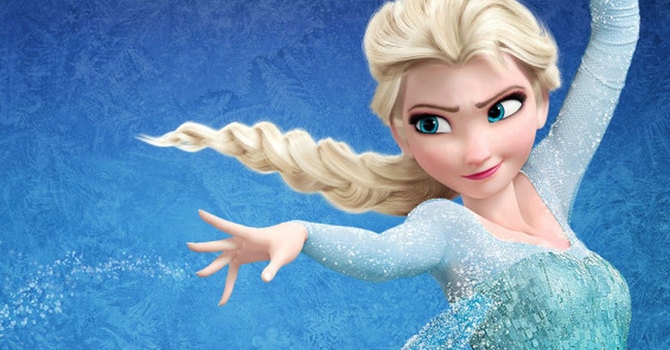"""Let It Go"" (from the movie ""Frozen"")"