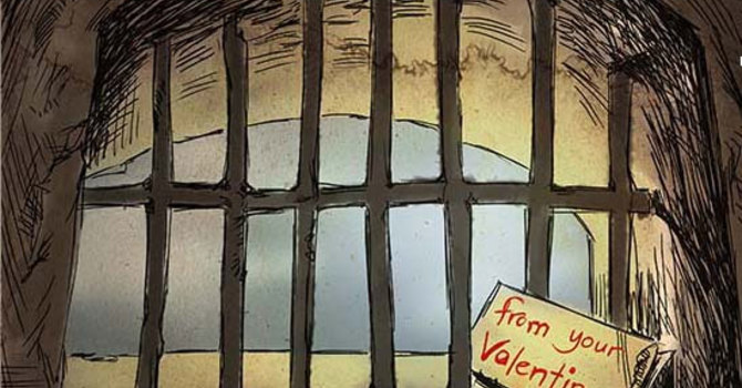 The Tale of St. Valentine image