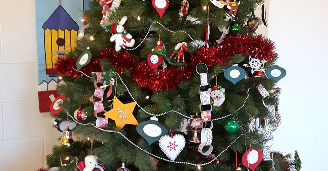 Christmas Tree Blessing  image