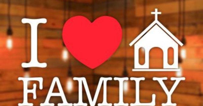 My Church Home & My Family image