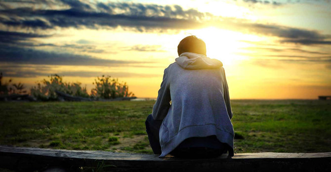 Lent Comtemplations on Loneliness image