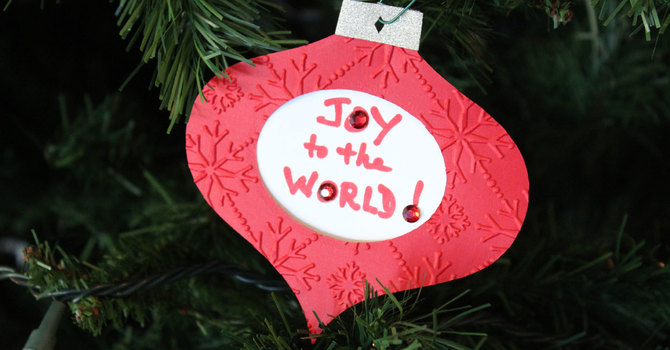 December 14, 2014 Advent III JOY